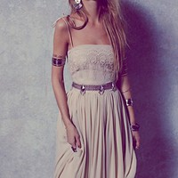 Free People Kristin's Limited Edition Strappy Gown