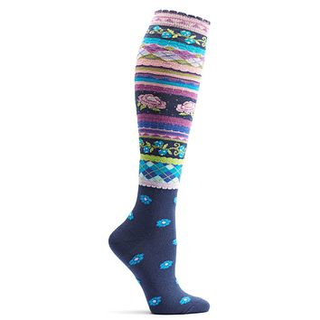 Garden Party Knee High Sock