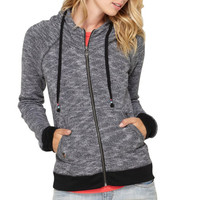 Roxy All Over Again Full-Zip Hoodie - Women's from Backcountry.com