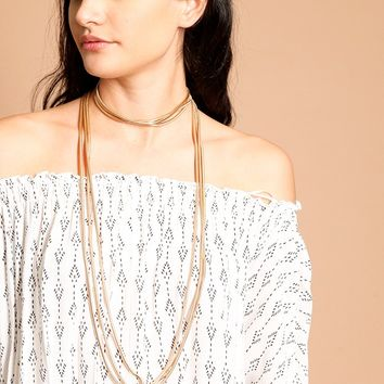Live Irie Necklace Set | Threadsence