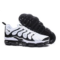 Air Vapormax Tn 2018 Plus White/black Sport Shoe 40 45