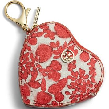 Women's Tory Burch 'Kerrington' Key Chain Coin Pouch