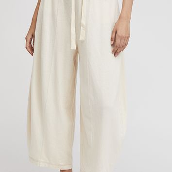 Wild is the Wind Pant  - Ivory by Free People