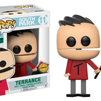 Funko Pop Animation: South Park Terrance 11 13275 Chase