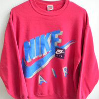 Vintage 80s Nike Air Crewneck Sweater