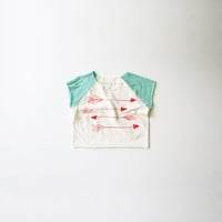 Arrows Organic Jersey Easy Tee in Natural