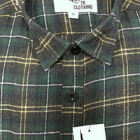 Men's Vintage Flannel Shirts!