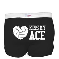 Kiss My Ace Volleyball: This Mom Means Business