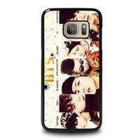 BANGTAN BOYS BTS Samsung Galaxy S7 Case Cover