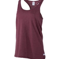 Donna- Women's Loose Fit Racerback Tank Top