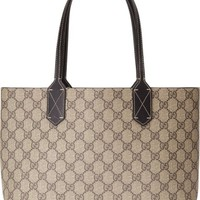 Gucci Small Turnaround Reversible Leather Tote | Nordstrom