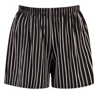 Georgia Stripe Jersey Shorts | Boohoo
