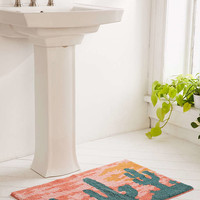 Desert Sunset Bath Mat - Urban Outfitters