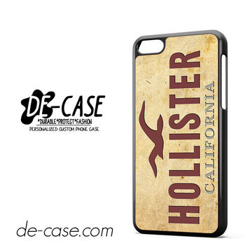 Hollister For Iphone 5C Case Phone Case Gift Present YO