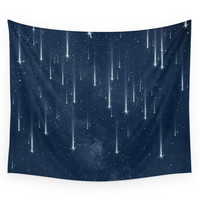 Society6 Wishing Stars Wall Tapestry