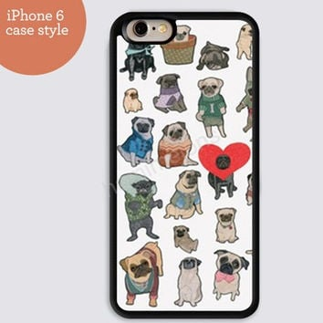 iphone 6 cover,art iphone 6 plus,colorful dog cartoon IPhone 4,4s case,color IPhone 5s,vivid IPhone 5c,IPhone 5 case