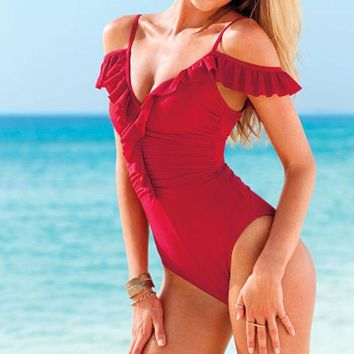 Sexy Hot Summer Beach Swimsuit New Arrival Swimwear Ladies Bikini [6532637383]