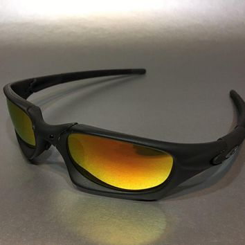 Tagre RARE OAKLEY MAGNESIUM SWITCH FIRE (great display w/ metal plate elite boss etc)