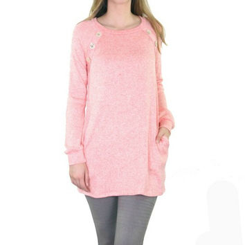 Perfect Day Tunic - Multiple Color Options