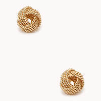 Knotted Rope Studs