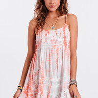 Dance Move Tie-Dye Dress