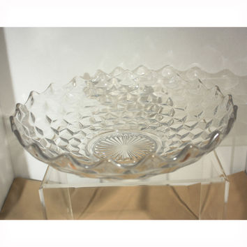 FLASH SALE - Footed Centerpiece Fruit Bowl