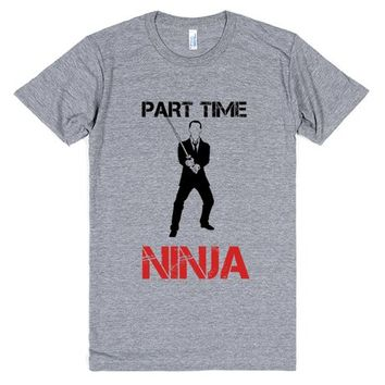 Part Time NINJA shirt