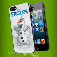 Disney Frozen Olaf Poster iPhone Case And Samsung Galaxy Case