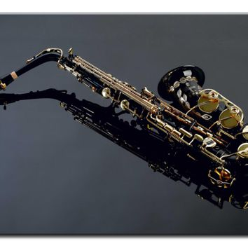 Instrument Saxophone Jazz -  1 Panel XL