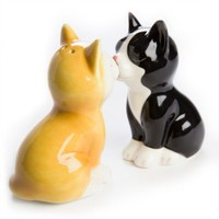 Salt & Pepper Shakers | Kittens