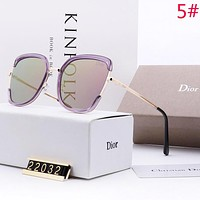 DIOR Fashion New Polarized Leisure Sunscreen Travel Eyeglasses Glasses Women