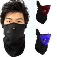 Unisex Winter Warm Half Face Mask Cover Neck Guard Scarf CS Sheld Ski Cycling = 1958145988