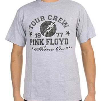 Pink Floyd Vintage Shine On Lightweight Grey T-Shirt