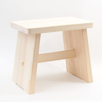 Umezawa Cypress Bath Stool