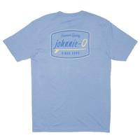 Deck T-Shirt in Gulf Blue by Johnnie-O