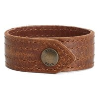Frye 'Melissa' Leather Snap Cuff | Nordstrom