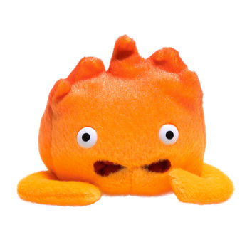 Studio Ghibli Howl's Moving Castle Calcifer Plush