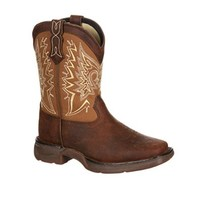 Durango Infant-Boys' Let Love Fly Western Boot Square Toe