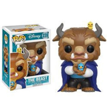 POP! DISNEY 239: BEAUTY AND THE BEAST - WINTER BEAST