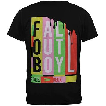 Fall Out Boy - Emergency Broadcast T-Shirt