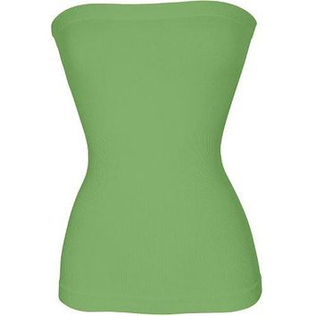 Seamless Smoother Tube Top