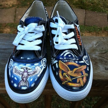 Hunger Game Shoes