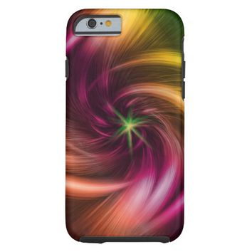 Colorful patterns, iphone 6/6s case tough