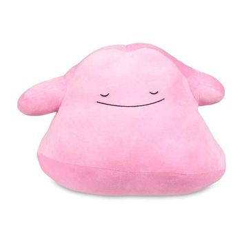 Sleeping Ditto Poké Plush (Jumbo Size) - 17""