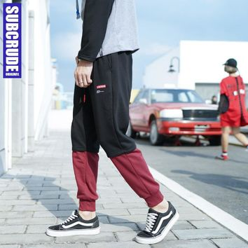 Casual Winter Patchwork Pants [41310748691]