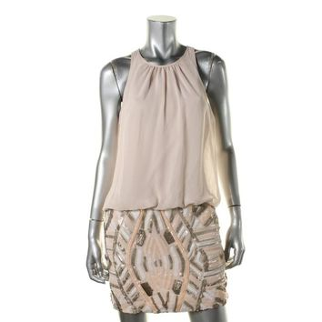 Aidan Mattox Cocktail Dress 58% off retail