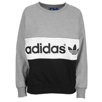 adidas Originals French Terry Crew - Women's