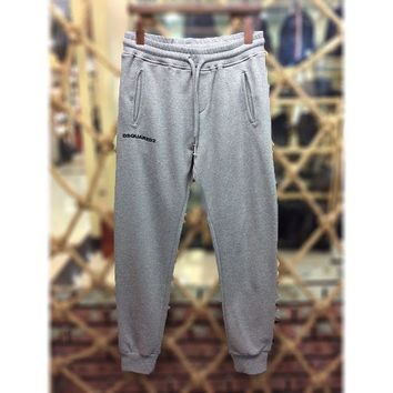 ICIKNY1Q Boys & Men Dsquared2 Casual Pants Trousers