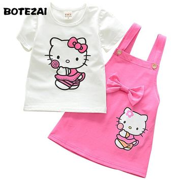 Girl Clothing Sets Party