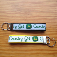 John Deere - Country Girl Inspired Wristlet